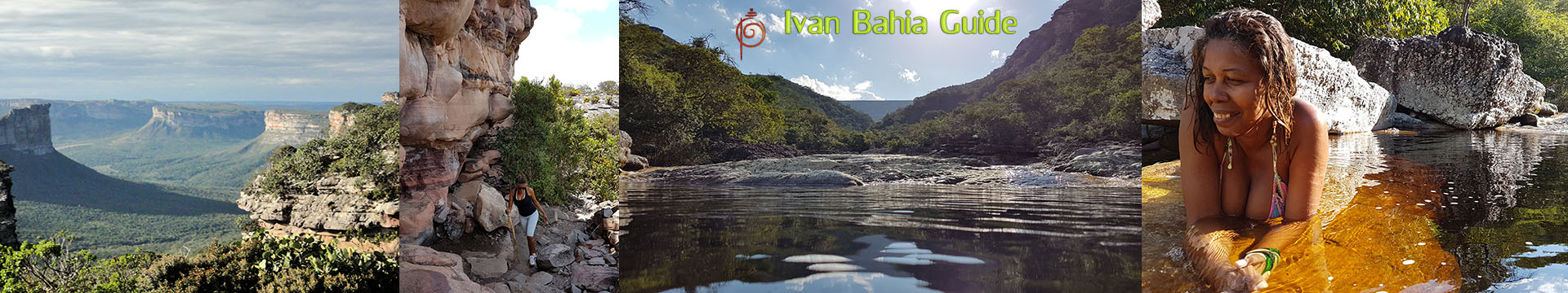 Organize your travel in Bahia / Brazil with Ivan Bahia tour guide / travel agency